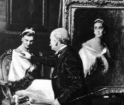 Marina of Kent in the studio of Philip Alexius de László