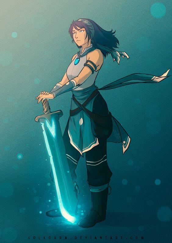 #048 Magical Warrior Girl: The Sword