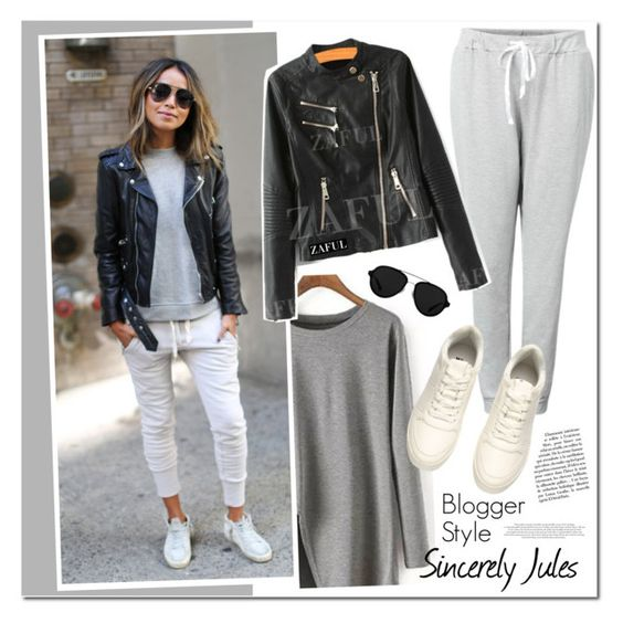 """""""Blogger Style: Sincerely Jules"""" by vanjazivadinovic ❤ liked on Polyvore featuring 3.1 Phillip Lim, BloggerStyle, sincerelyjules, polyvoreeditorial, Poyvore and zaful"""