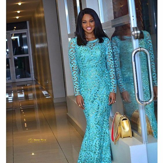 asoebi in lace lookbook2-amillionstyles3: