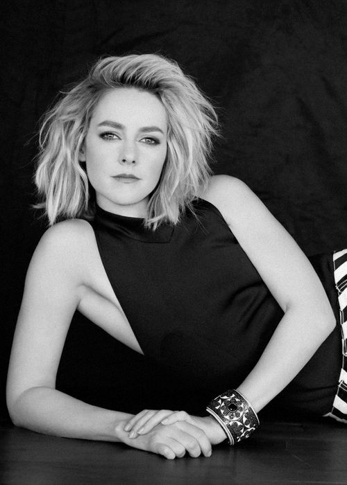 """My """"girl crush"""" Jena Malone...I don't know why...but always has been"""