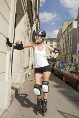 Road Rules for Inline Skating