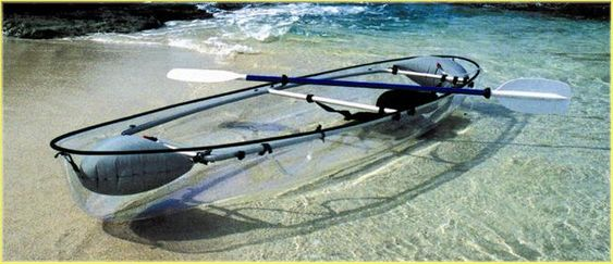 Transparent Canoe Pictures