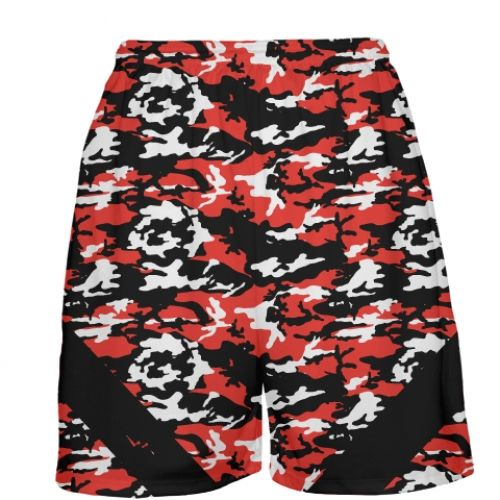 Red Camouflage Basketball Shorts | basketball shorts | Pinterest ...