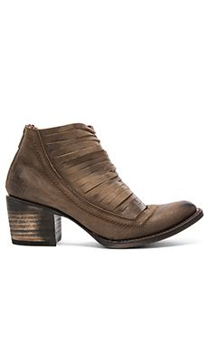 Freebird by Steven Sabra Bootie in Brown