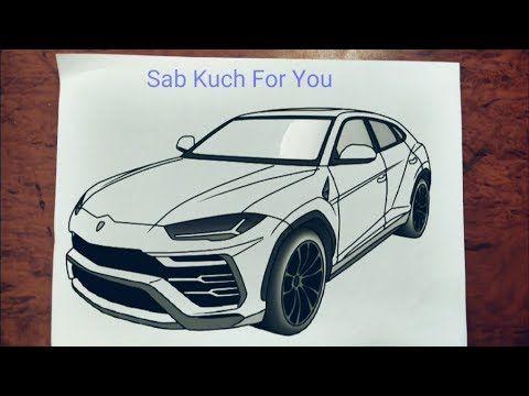 Lamborghini Urus 2020 In 2020 Lamborghini Super Cars Illustration
