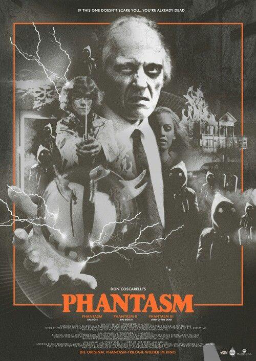 Phantasm Classic Horror Movies Posters Horror Movie Posters Horror Movie Art