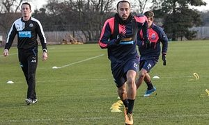 Newcastle signing Andros Townsend: Im in the best shape of my life
