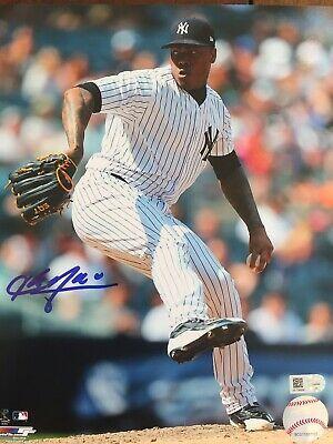 PP AROLDIS CHAPMAN NEW YORK YANKEES 8X10 SPORTS PHOTO