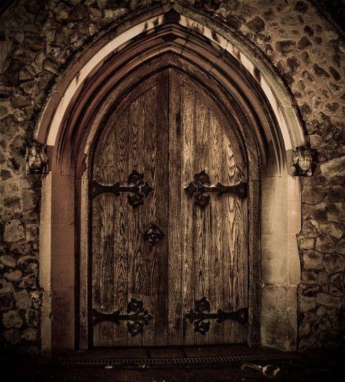 Gothic Door Knock Knock Pinterest Beautiful The