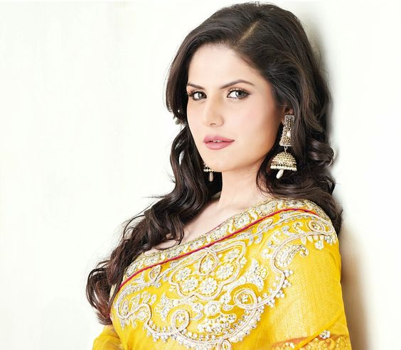 Most Beautiful Muslim Women : Zarine Khan