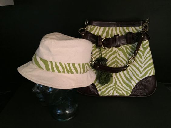 Pruse and Hat Combo by WhimpyWild on Etsy