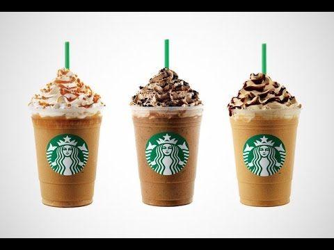 اصنع بنفسك مشروبات ستار باكس المثلجة بأسهل طريقة مجلة رجيم Summer Drink Menu Starbucks Drink Menu