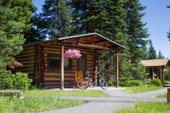 jenny lake lodge, Grand Tetons National Park