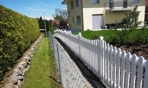 Galantzaune Zaunteam Zaun Heimundgarten Vinylzaune Kunststoffzaune Zaune Und Tore Zaun