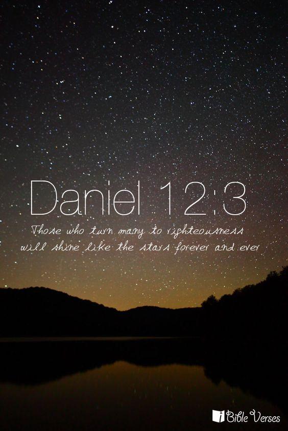 Daniel 12:3-Cary Dean