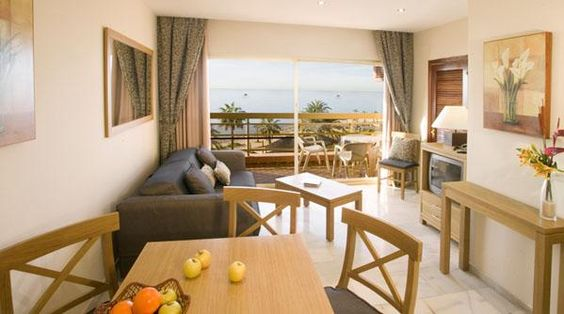 Sunset Beach Club Apartment in Benalmadena, Malaga