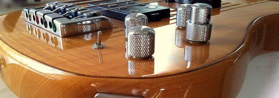 Cort GB4-Custom (GB94) Bas Gitar