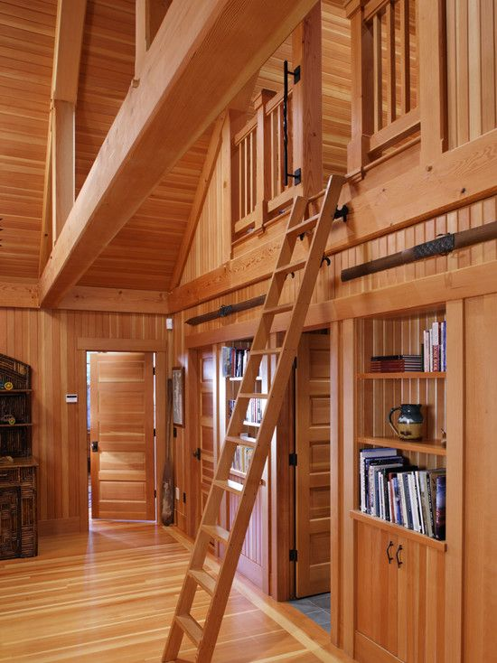 Best Loft Cabin And Loft Ideas On Pinterest 400 x 300