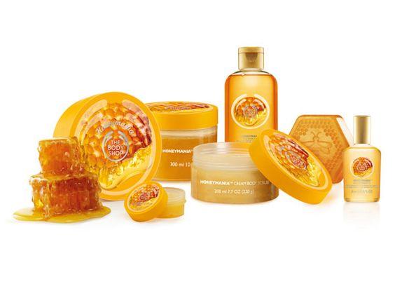 Bodyshop Honeymania: Zuckersüss!