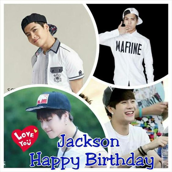 Happy birthday,Jackson!!!<3