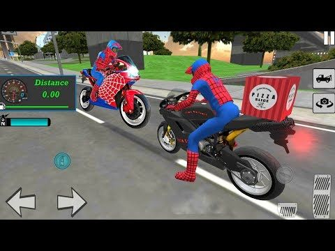 Pin On Spiderman Games