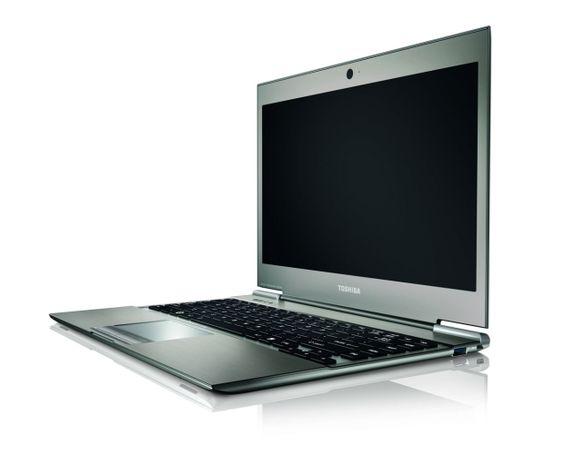 Toshiba anuncia chegada ao Brasil do ultrabook Z830