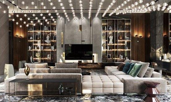Dream Living Room Interior Luxury Design Bacayux In 2021 Luxury Living Room Decor Luxury Living Room Design Luxury Living Room
