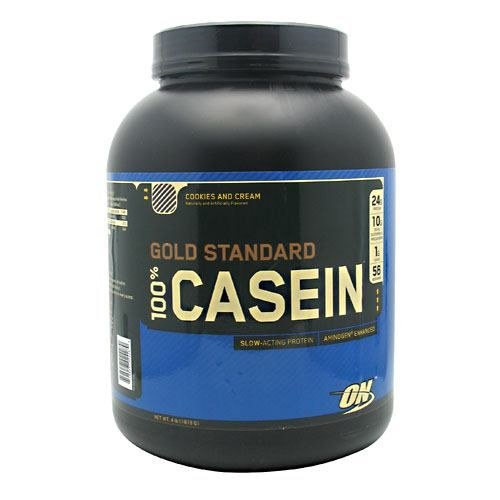 Gold Standard 100% Casein, Cookies and Cream 4 lb, Optimum Nutrition, Protein #bodybuilding #sport #sportsnutrition #gym #protein https://monsternbeast.com/shop/gold-standard-100-casein-cookies-and-cream-4-lb-optimum-nutrition-protein/