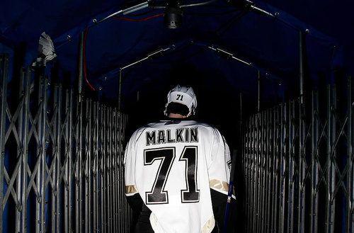 The #Pens Evgeni Malkin . . . #NHL