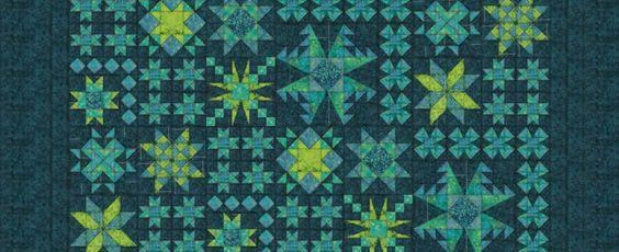 2016 BOM pattern reveal!