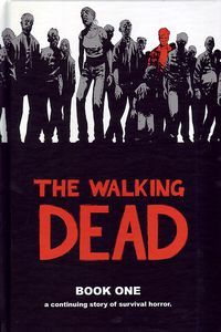 Vol.1-This hardcover features the first 12 issues of the hit series along with the covers for the issues all in one oversized hardcover volume. Perfect for long time fans new readers and anyone needing a slightly heavy object with which to fend off the walking dead.
