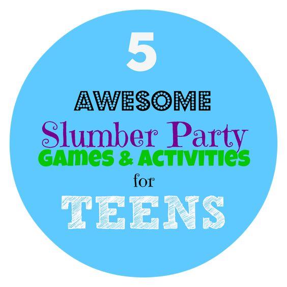 Teen Sleepover Video Play Teen 81
