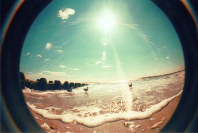 Just got me a fish eye lomography camera. ... some inspiration