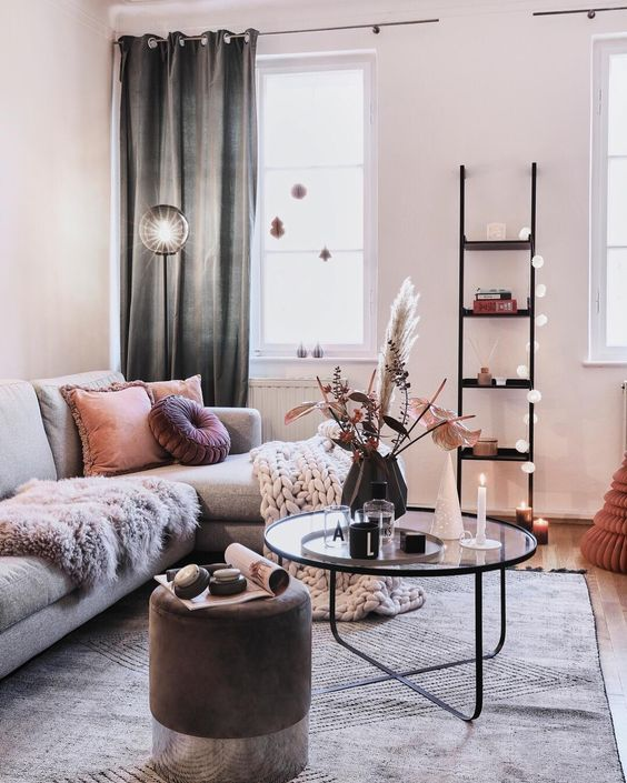 46 Cozy Living Room Ideas and Designs for 2019 | おしゃれな ...