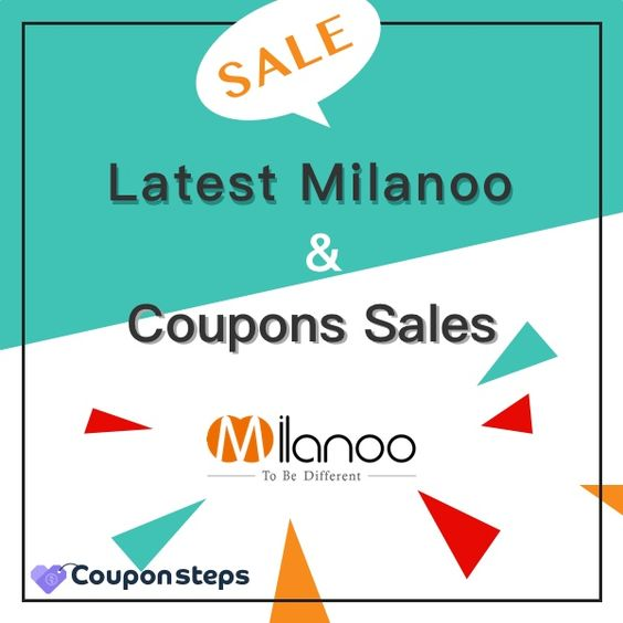 Couponsteps Milanoo 80% OFF Deals