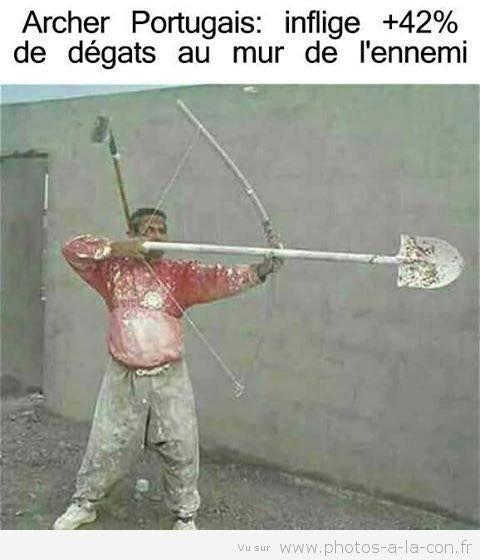 l'archer portugais 4def59a249448a700b93e09023dd8d60
