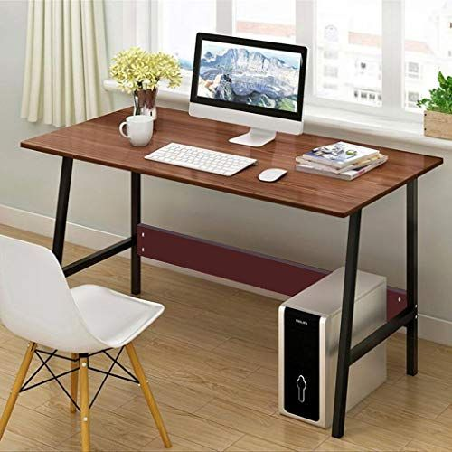 Computer Desk Modern Simple Writing Desk For Home Office Study Pc Laptop Home Office Study Table Woo Home Office Furniture Desk Pc Desk Home Office Furniture
