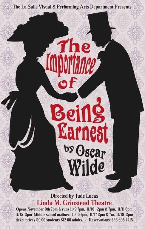 The Importance of Being Earnest by Oscar Wilde | 32 Plays You Need To Read Before You Die:
