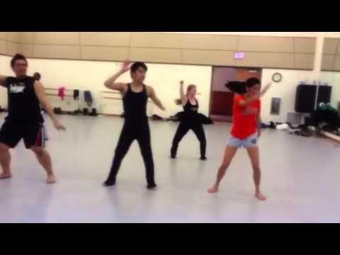"""African dance 318 """"FUNANA"""""""