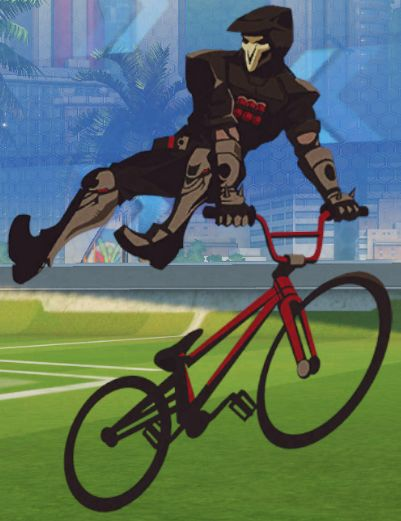 this is the best thing overwatch is ever gonna give me. i would love to see them try to top this cause its just not happening