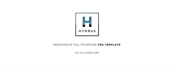 Hydrus on Behance