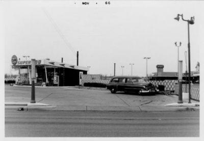 Clark Station 1966