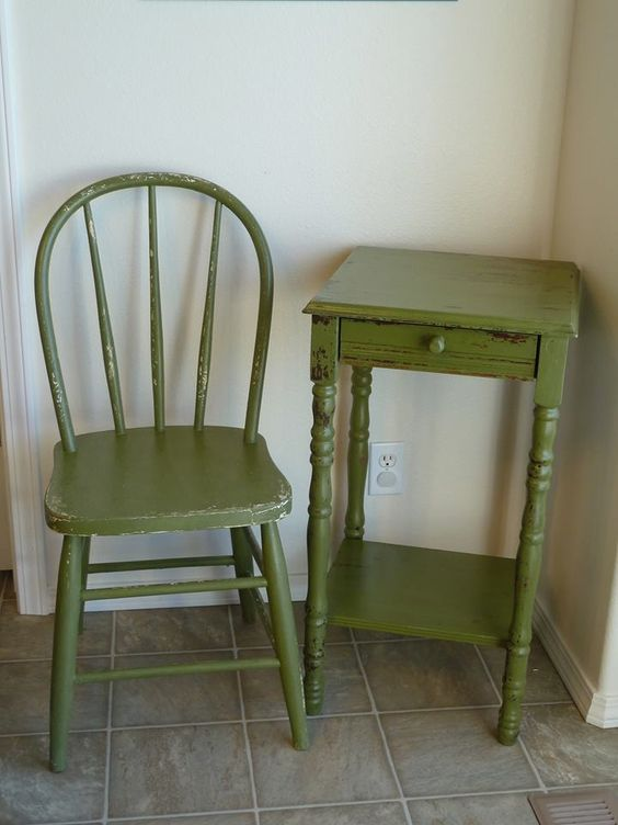 Old Fashioned Milk Paint is a natural chemically safe 8