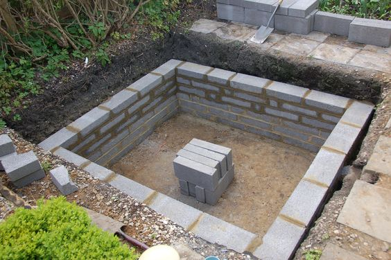 Pinterest the world s catalog of ideas for Koi pond design and construction