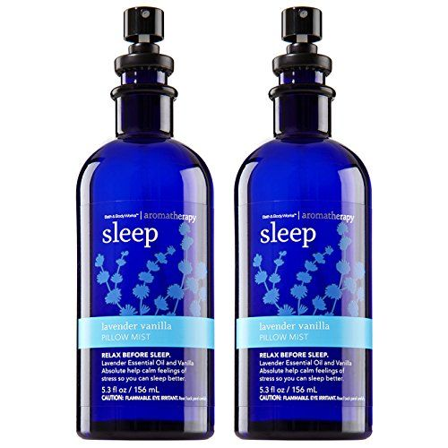 Body Works Aromatherapy Pillow Mist