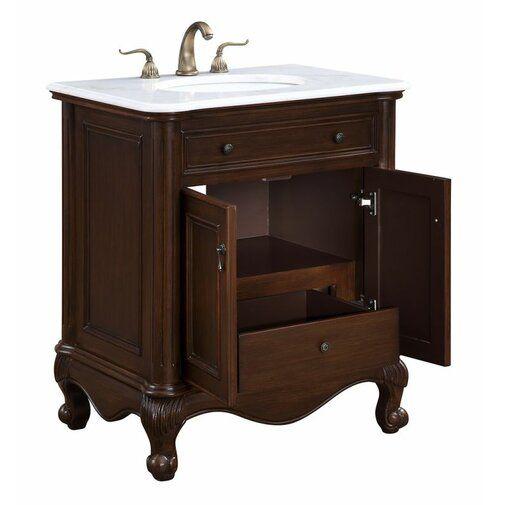 Astoria Grand Stockholm 30 Single Bathroom Vanity Set Reviews Wayfair Single Bathroom Vanity Bathroom Vanity Vanity
