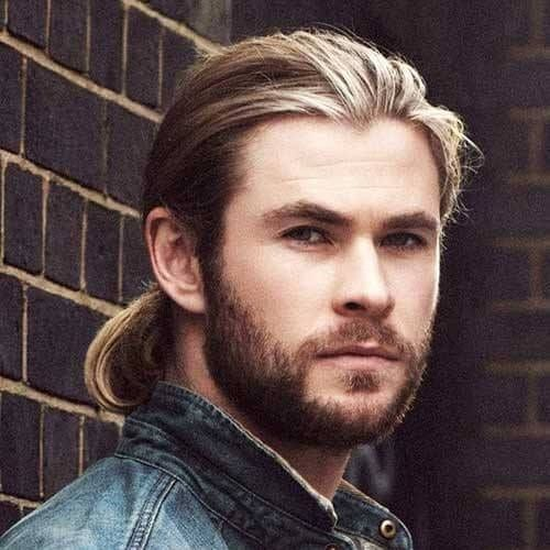 45 Provocative Long Hairstyles For Men Who Get It In 2020 Long Hair Styles Men Long Hair Styles Chris Hemsworth Hair