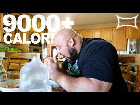 Eat Like Brian Shaw Strongman World S Strongest Man Strongman Training