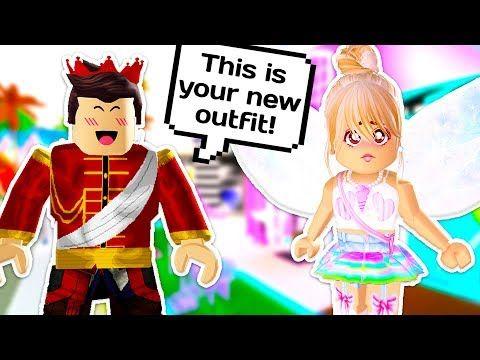 I Let My Boyfriend Pick My Outfit Roblox Royale High School W Jeruhmi Youtube High School School Boyfriend